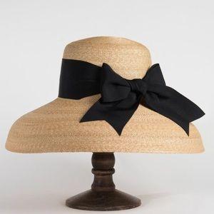 Bonniel Garden Vintage 90's Medium BRIM Sun Hat